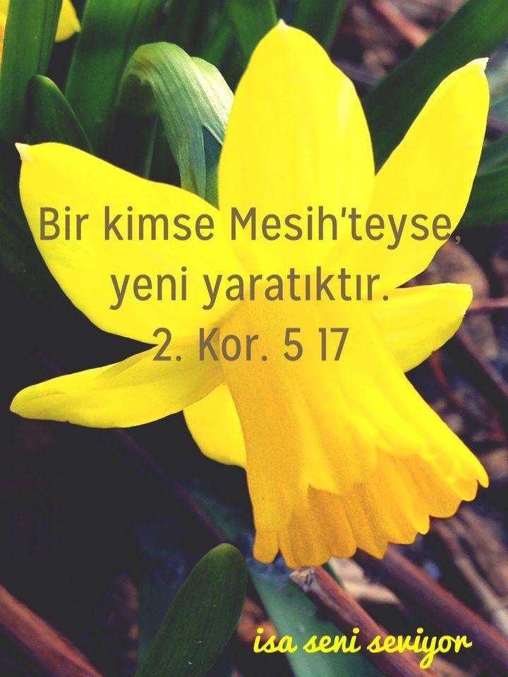 2. Korintliler 5:17