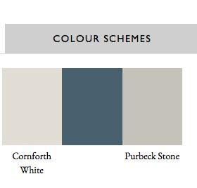Stiffkey blue colour scheme