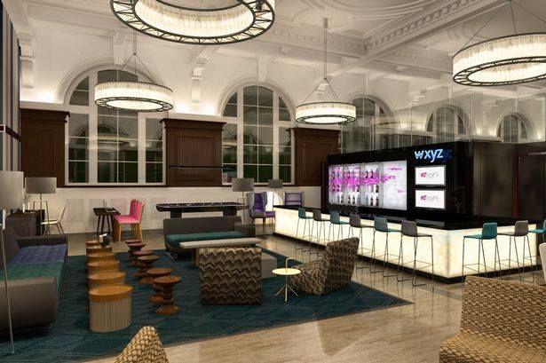 Starwood Hotels Resorts Worldwide - By World Travel Magazine