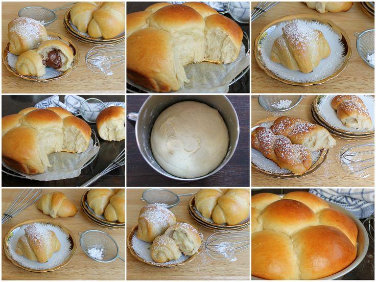 Pan brioche dolce | Ricetta base Quante ricette avete provato? Scommettiamo che questa non la mollerete più? Il pan brioche che vi propongo è sofficissimo,