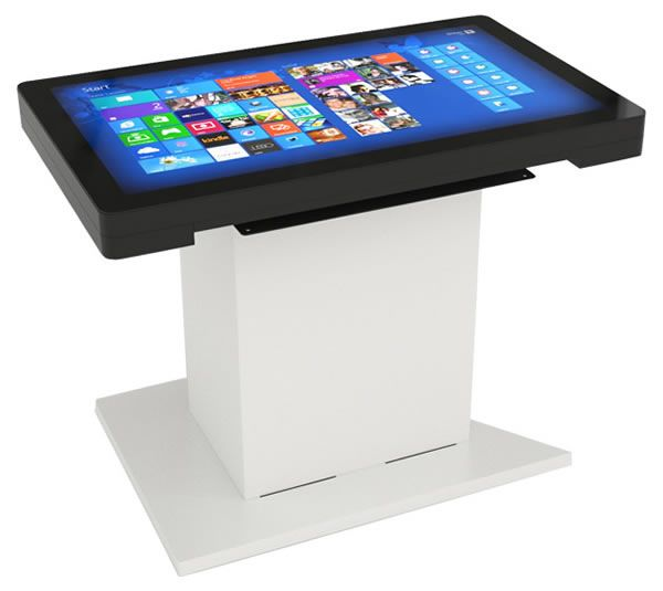 Table Tactile Basse Kellog Cette Table Basse Tactile Existe En 2 Versions De 32 Et 42 Pouces Elle Est De Table Basse Tactile Table Tactile Borne Interactive