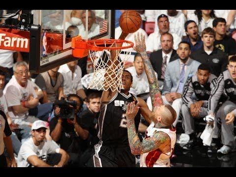 2014 NBA Finals: Game 3 Minimovie #Spurs
