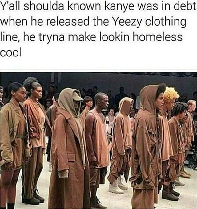 Funniest Kanye West In Debt Memes (10 Photos)