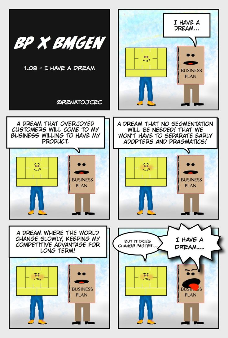 BP vs #bmgen 1.08 - I Have a Dream - now @ #BMGen Comic shttp://materiais.bmgenbrasil.com/bmgen-comics-en #custdev #leanstartup