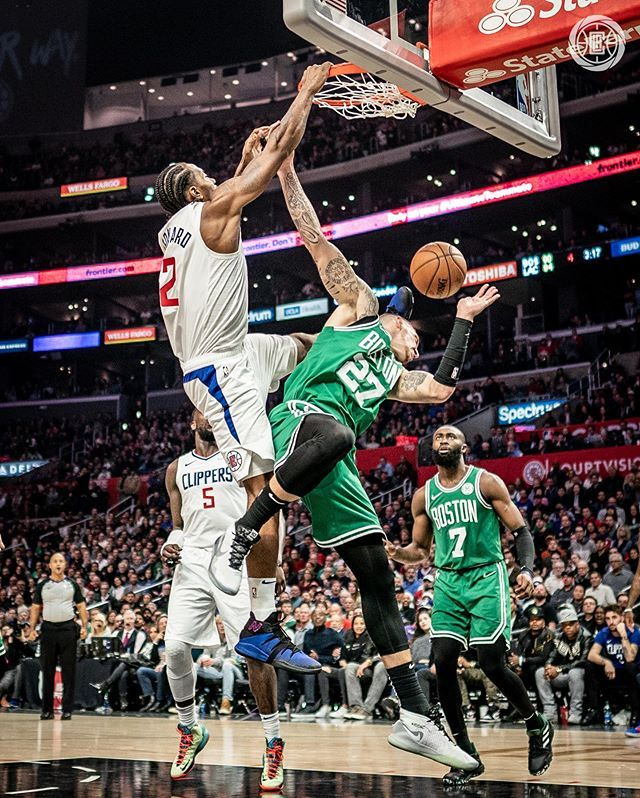 Instagram In 2020 Sports Basketball Los Angeles Clippers Nba Players