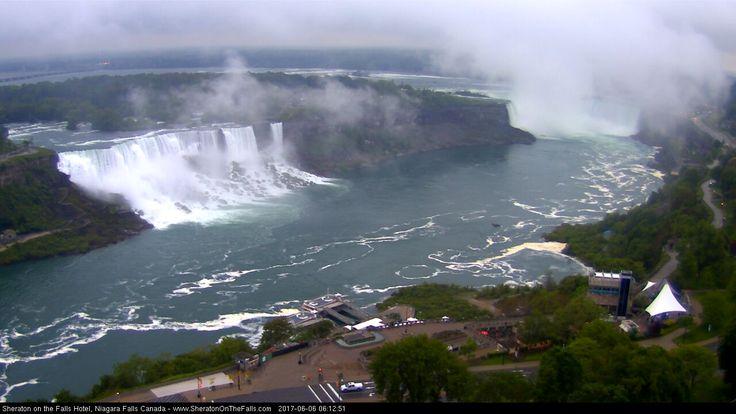 Webcam Niagara Falls 02 - Niagara Falls :::: 06-06-2017