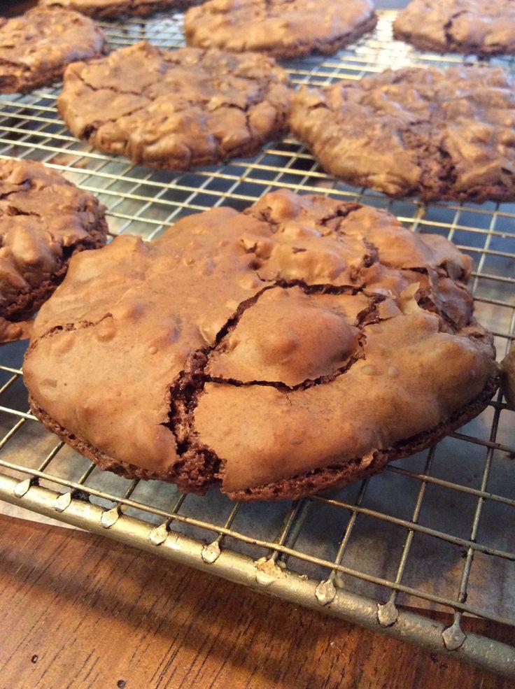 Μαλακά κούκις σοκολάτας με κομμάτια σοκολάτας | Άκης Πετρετζίκης