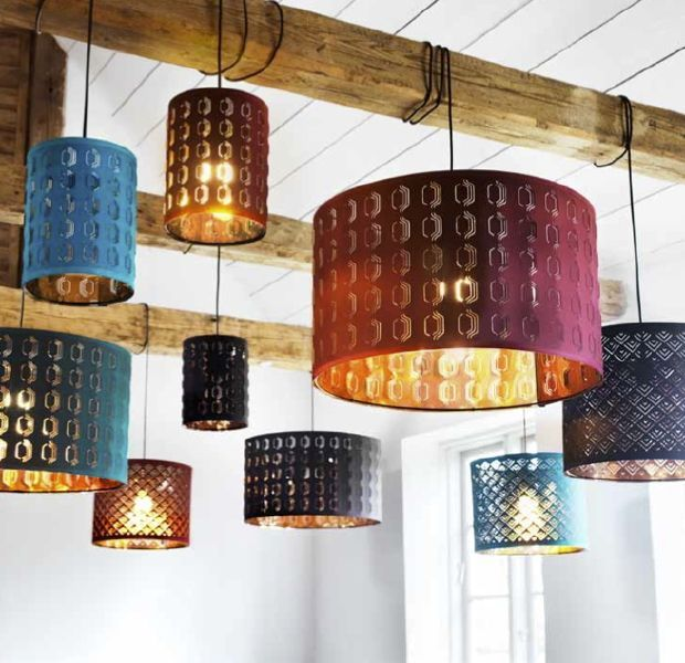 Effigy of Extra Large Lamp Shades