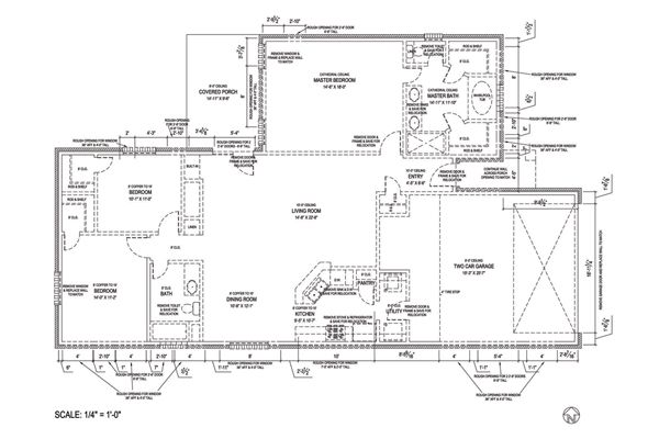 Building Demolition Drawing : Demolition floor plans construction google search