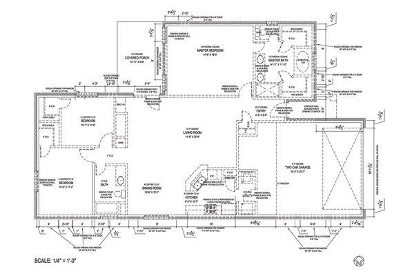 Demolition floor plans construction google search for Plan construction