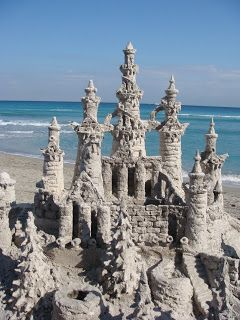 sand castle  http://toesinthesands.com/