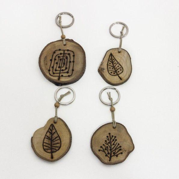 Nature Key Holders