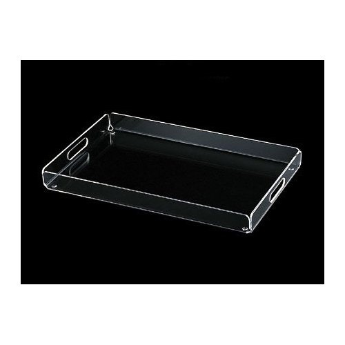 Acrylic 20 Quot X 12 Quot Serving Tray With Handles 44 Wish