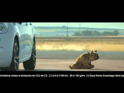 pub Citroën BlueHDi et PureTech 'le chien' 2014 [HQ] - YouTube