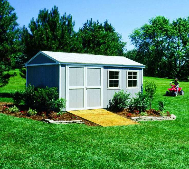 13 best wood shed kits images on pinterest wood shed kits wood