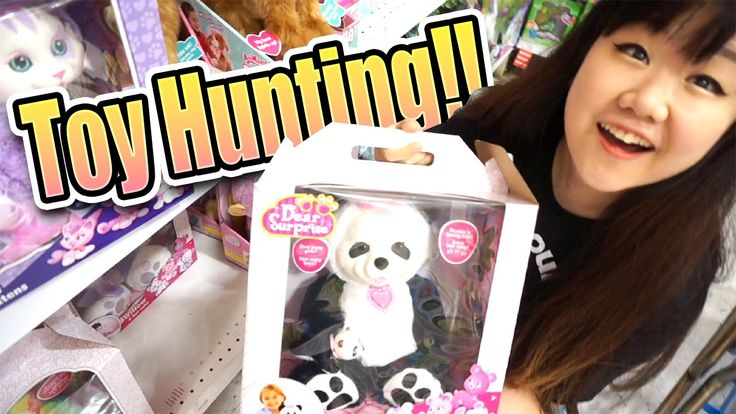 TOY HUNTING - New Toys and Clearance Toys!! - Blind Bags, Pokemon, Power...