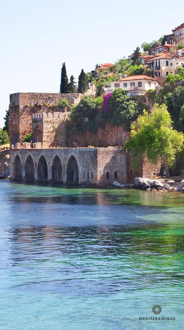 Alanya, Turkey. For luxury hotels in Turkey visit www.mediteranique...