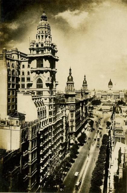 Edificio Barolo - Av. de Mayo