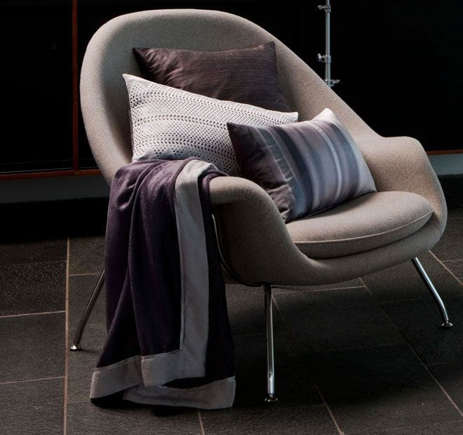 kas-maddox-queen-bed-blanket-charcoal