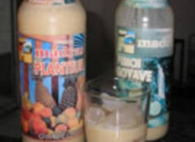 This is a traditional; Christmas drink in Trinidad & Tobago, that has now made its way into year long presentation....particulatly at carnival and other times that relatives and good friends return home and gather. It has quite a kick, so its an ADULTS only drink. There is a version with nuts or peanut putter that I can share at a later time