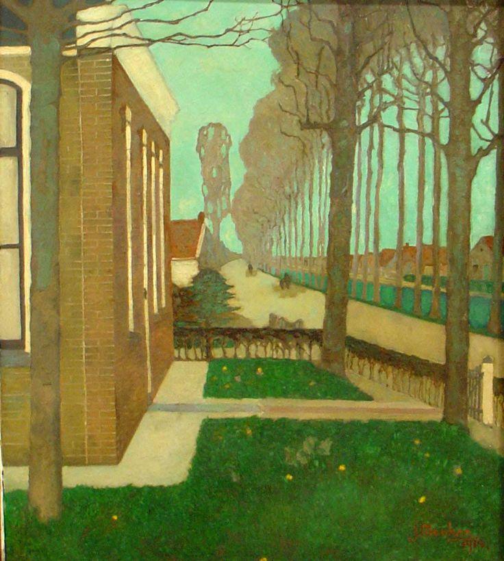 Een boek van meer dan 750 pagina's met brieven van de Friese schilder Jan Mankes geeft een nieuwe kijk op deze 'meester van de verstilling'