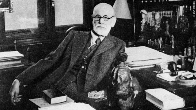 Sigmund Freud's cocaine problem http://thechart.blogs.cnn.com/2011/07/22/sigmund-freuds-cocaine-problem/