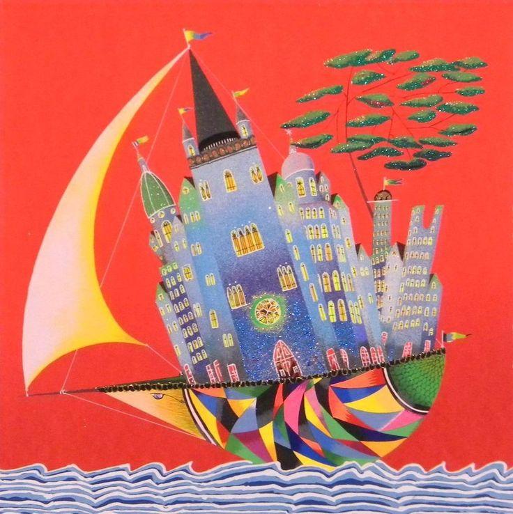 MELONISKY DA VILLACIDRO - TRASLOCO - serigrafia retouchè - 70 x 70 cm