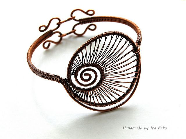 Nautilus Bracelet 1 by izabako, via Flickr