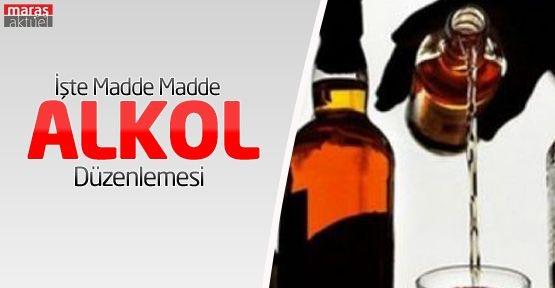 Cumhurbaşkanı Gül, alkol ile ilgili düzenlemeleri de içeren 6487sayılı 'Bazı Kanunlar ile 375 Sayılı Kanun Hükmünde Kararnamede Değişiklik Yapılması Hakkında Kanun'u onayladı. Peki bu kanun neler getiriyor..