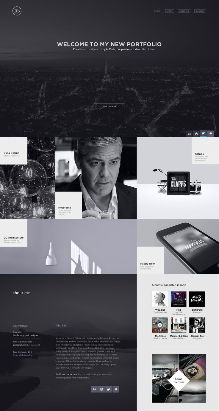 | #webdesign #it #web #design #layout #userinterface #website #webdesign < repinned by www.BlickeDeeler.de | Take a look at www.WebsiteDesign-Hamburg.de