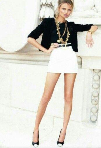 #black #white #combination