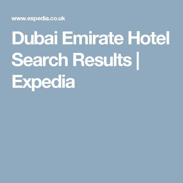 Dubai Emirate Hotel Search Results | Expedia