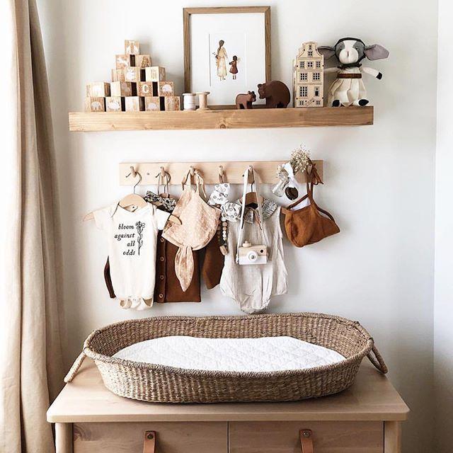 # 27tapeteide chambre d'enfants #baby room #decoide nursery #dekokinderzimmer …  – Kinderzimmer