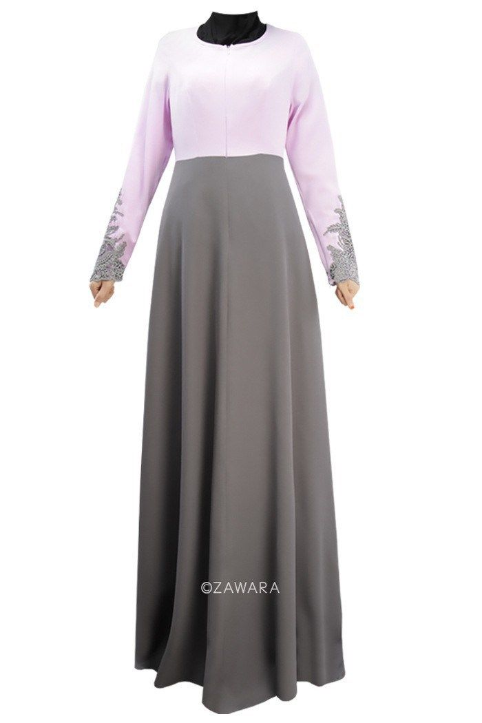 Women Kaftan Abaya Jilbab Islamic Muslim Cocktail Long Sleeve Vintage Maxi Dress Description: Women's Abaya Jilbab Muslim Kaftan Dresses Lace Long Sleeve Cocktail Maxi
