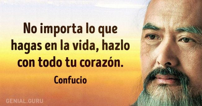 10Frases sabias deConfucio