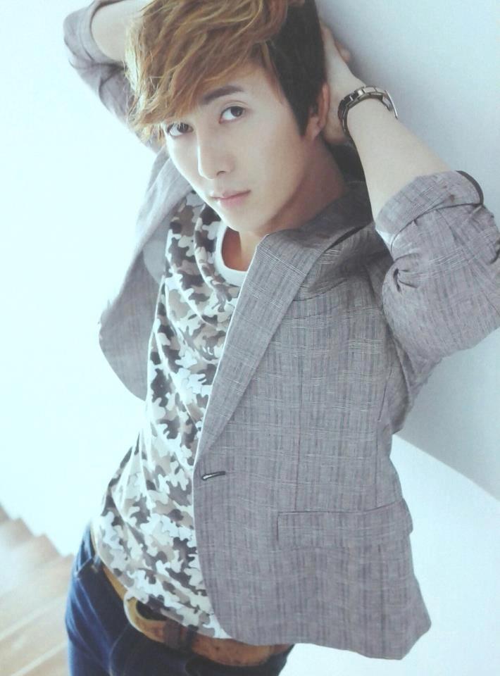 SS501's Hyung-jun