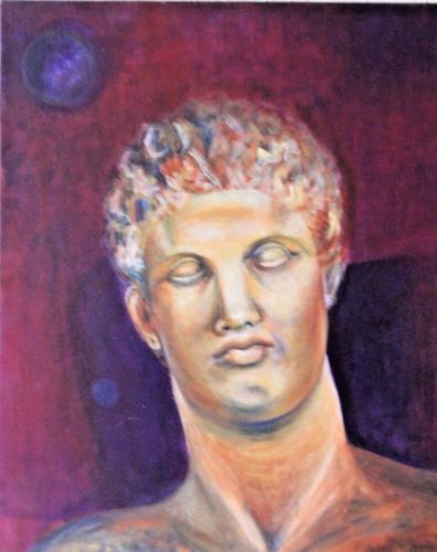 Study-painting-of-Bust