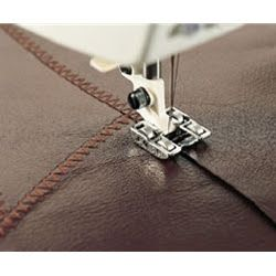 Clio & Phineas: Sewing On Leather: Stitching and Seams