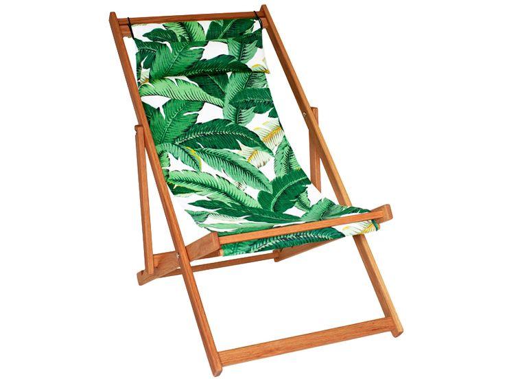 Tahiti Outdoor Sling Chair