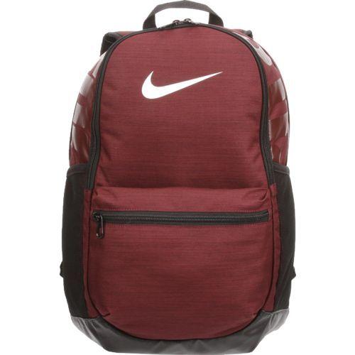 d3ef61c7df8e Nike Brasilia XL II Backpack Red Dark - Backpacks at Academy Sports ...