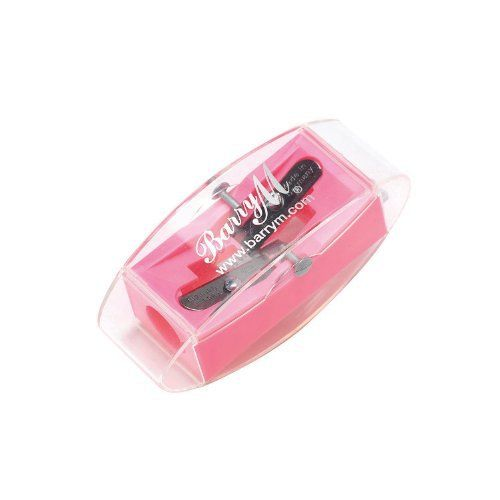 Barry M Duo Pencil Sharpener Make every day beautiful with Barry M make up – nail paint, lipstick, mascara, eye shadow, dazzle dust, nail effects, beauty tips and more! Barry M cosmetics brings you fashion forward make up, from nail polish to lipstick that is always up to date with the latest trends.Produced by the popular cosmetics company Barry MFree from Animal TestingSuitable for regular and large pencilsCan create a sharp or blunt pointCleaning pick to help preven