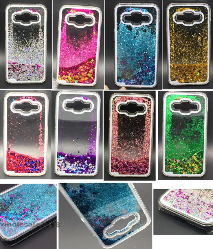 New Bling Dynamic Liquid Glitter Hard Case For Samsung Galaxy Core Prime SM-G360 in Cell Phones & Accessories, Cell Phone Accessories, Cases, Covers & Skins | eBay