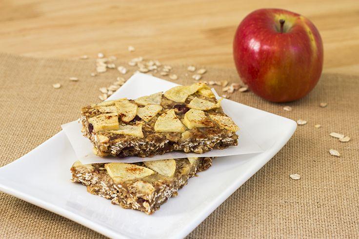 Autumn Apple Oat Bars   Skinny Mom   Where Moms Get The Skinny On Healthy Living