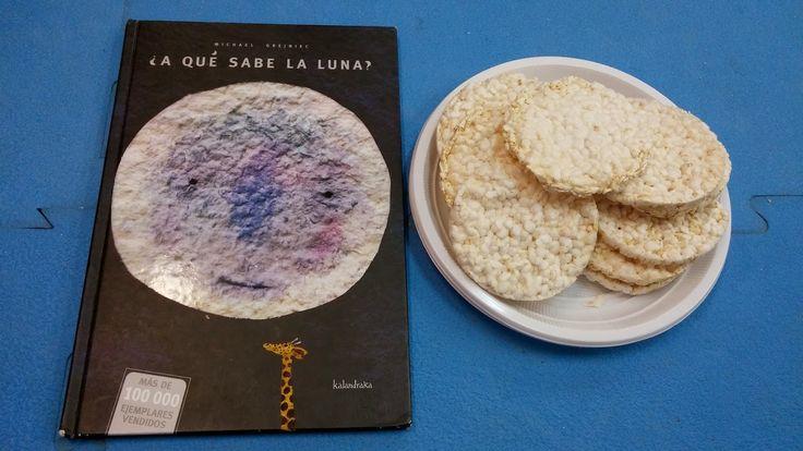 COLE DE FANTASIA: ¿A qué sabe la Luna?
