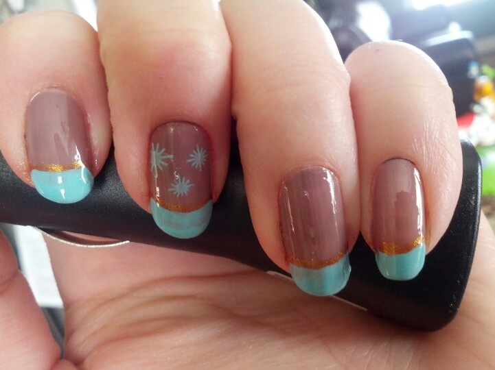 106 best Princess Jasmine Nails images on Pinterest | Jasmine nails ...