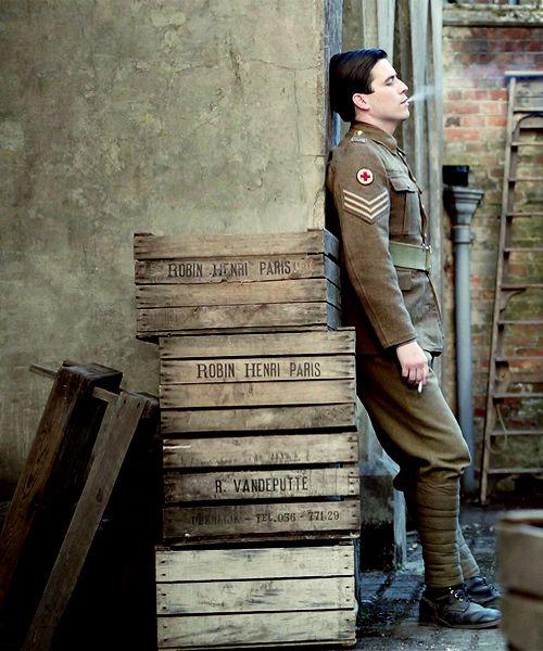 Sergeant Thomas Barrow (Rob James Collier)