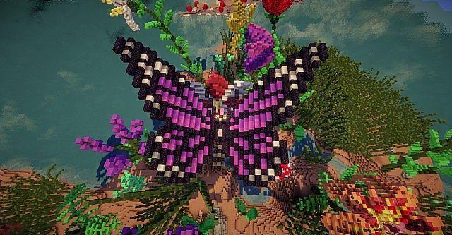 17++ Flower garden minecraft ideas