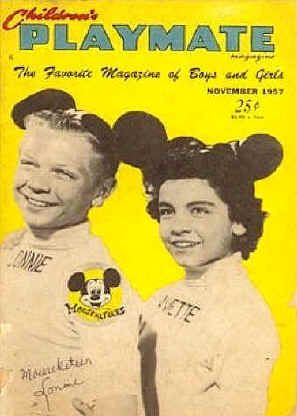 """Official website of Original Mickey Mouse Club Mouseketeer Lonnie Burr, Actor and Author of Confessions of an Accidental Mouseketeer and Two For The Show: Great 20th Century Comedy Teams."""