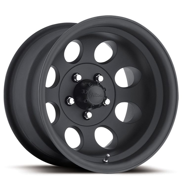 Black Rim Truck Wheels Find the Classic Rims of Your Dreams - www.allcarwheels.com