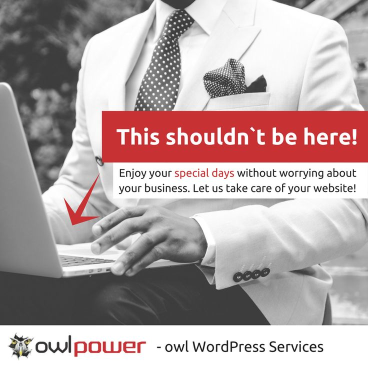 Hundreds of owners have trusted us with their WordPress to handle the security and maintenance of their website. Now it`s your turn!